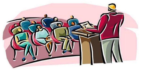 NAMI General Meeting
