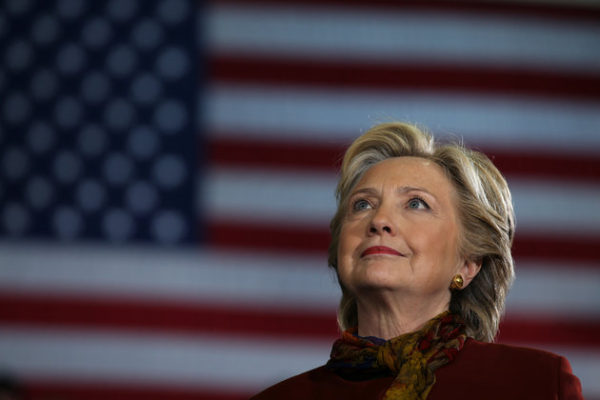 Carlos Barria / Reuters Hillary Clinton promised to fight for those with a mental health condition.