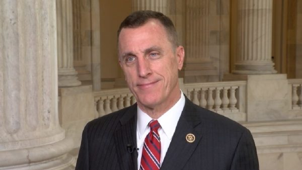 Rep. Tim Murphy (R- Pa.) speaks to Sinclair about the role the 21st Centruy Cures act would play in the lives of people dealing with mental illness. (Sinclair Broadcast Group)