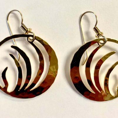 Jewelry Earrings Gold Wire