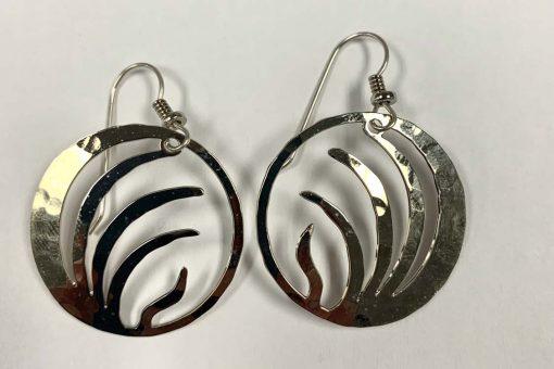 Jewelry Earrings Silver Large
